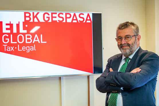 El despacho ovetense Gespasa se integra en el Grupo internacional ETL Global