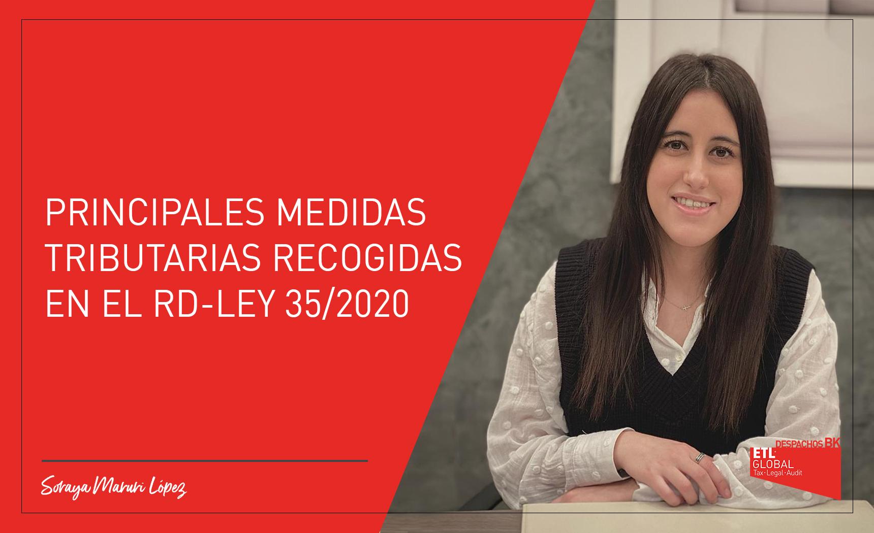 RD 35/2020