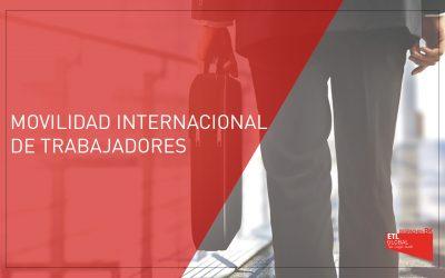 Movilidad internacional de trabajadores