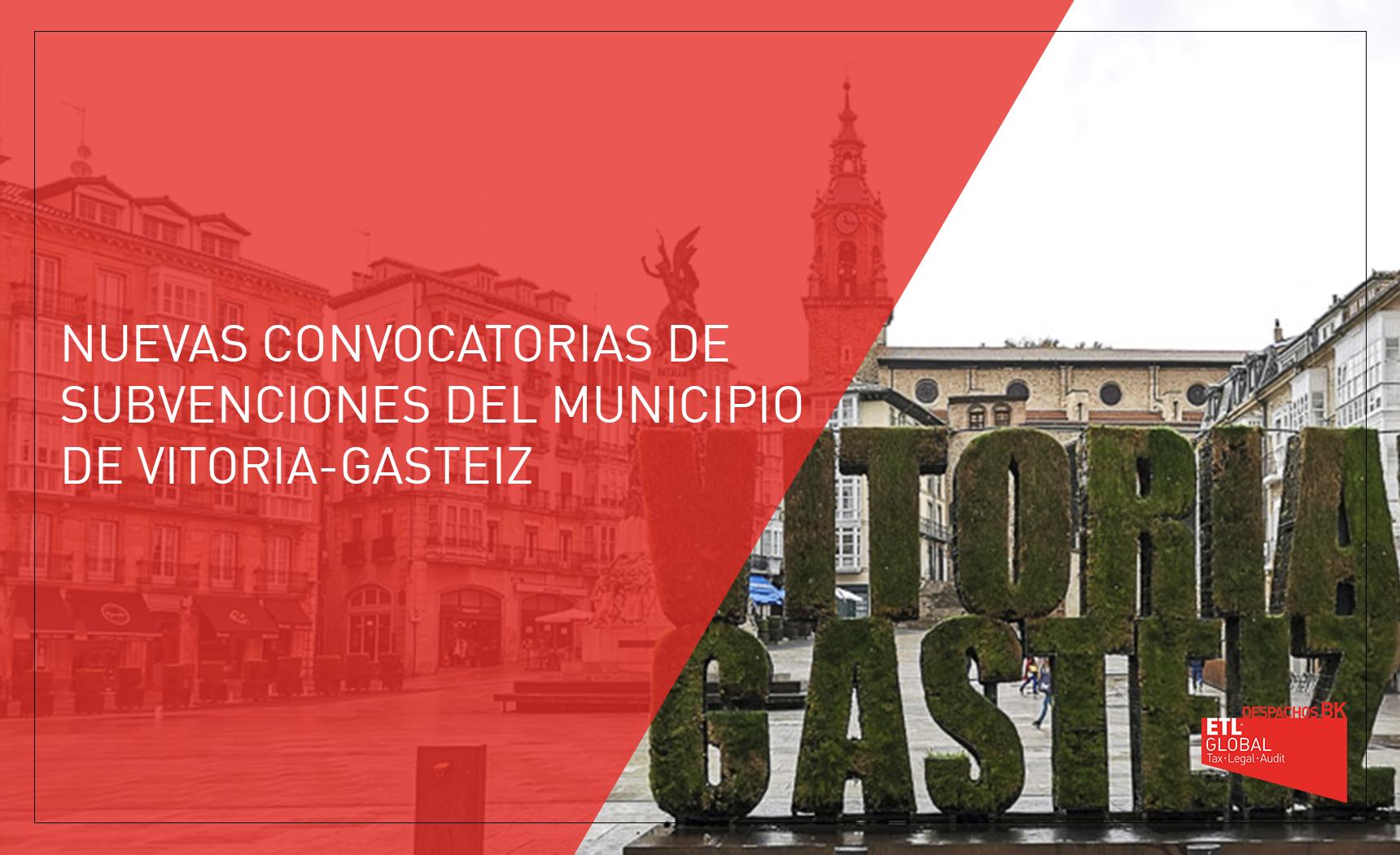ayudas Vitoria-Gasteiz