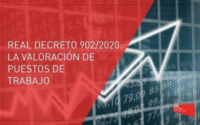 Real Decreto 902/2020: La Valoración de Puestos de Trabajo