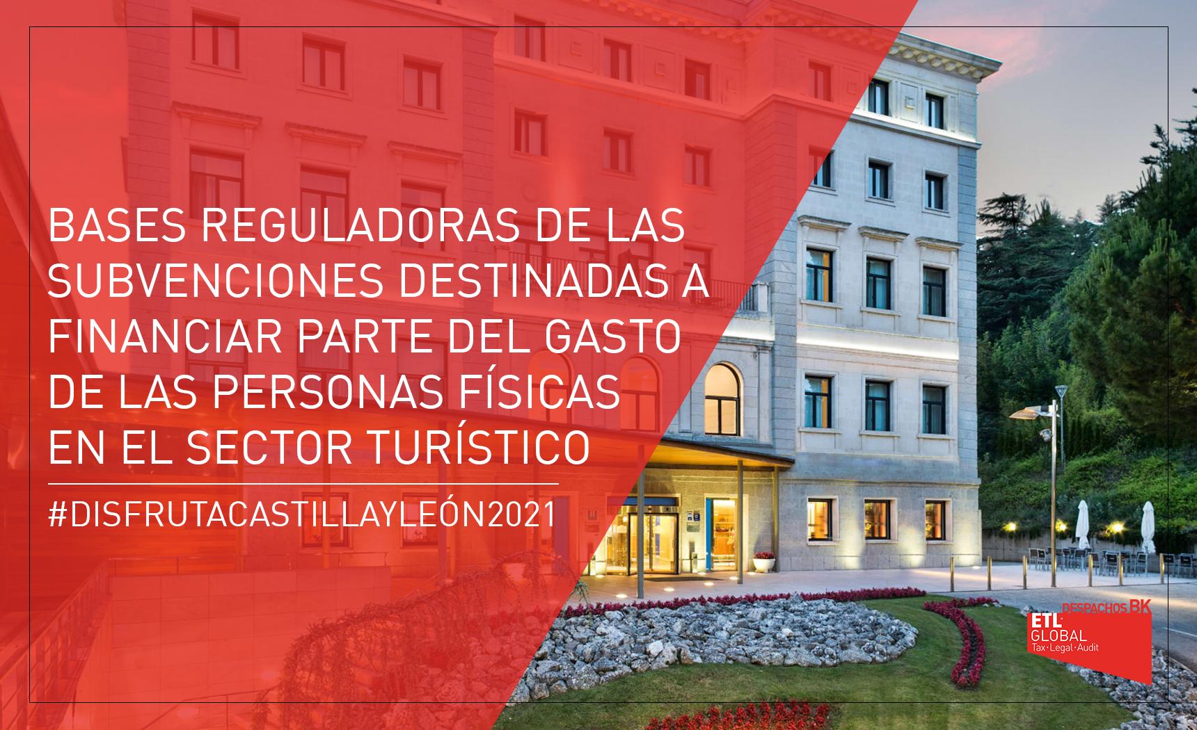 subvenciones bono turístico Castilla y León