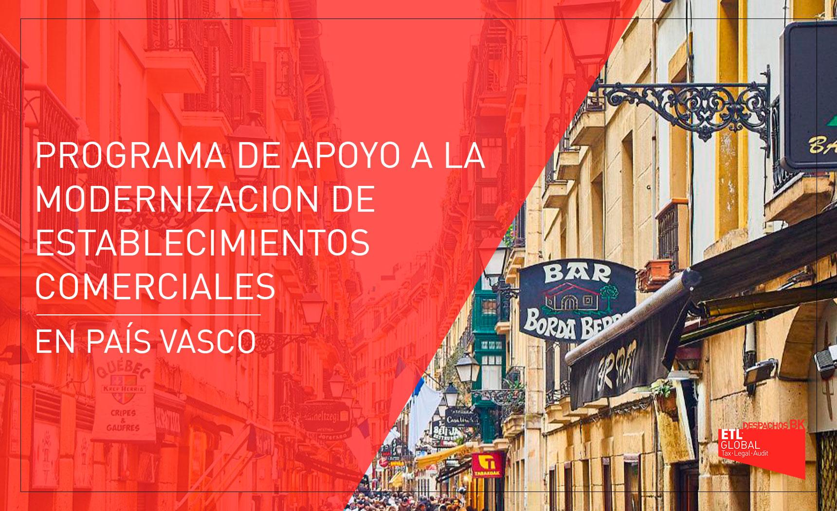 modernizacion-establecimientos comerciales pais vasco