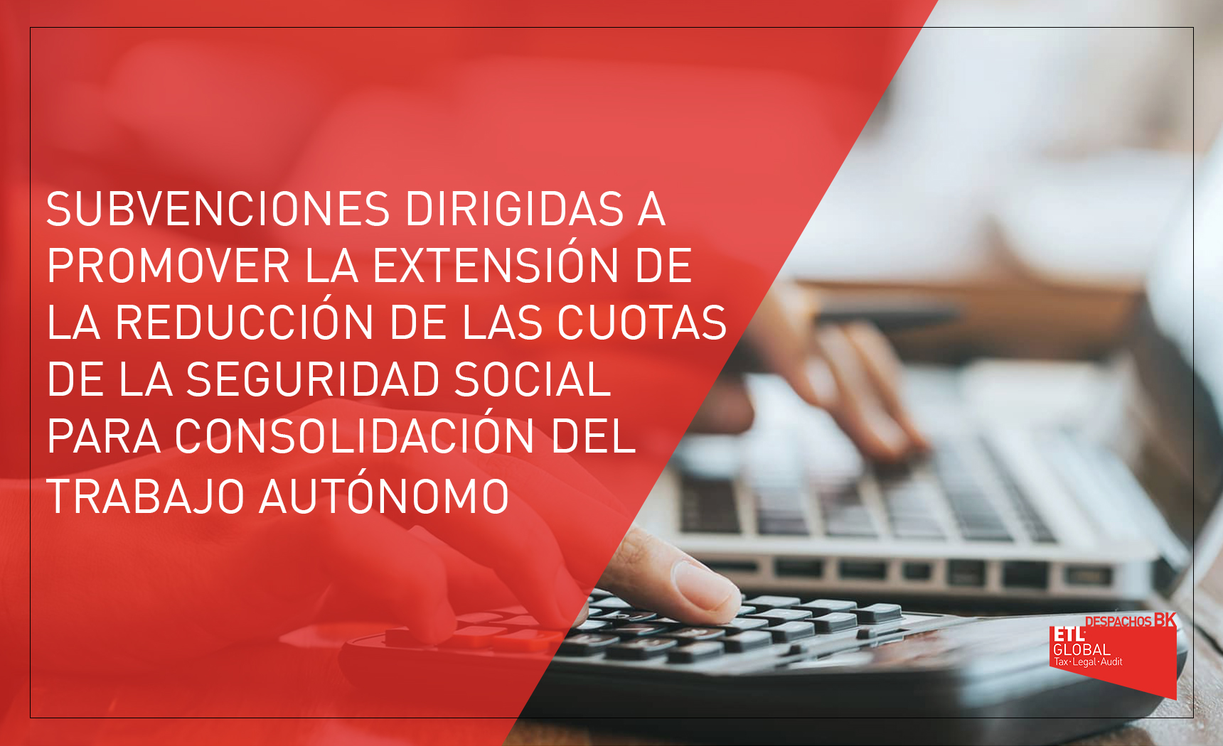 subvenciones cuotas seguridad social autónomos Castilla y León
