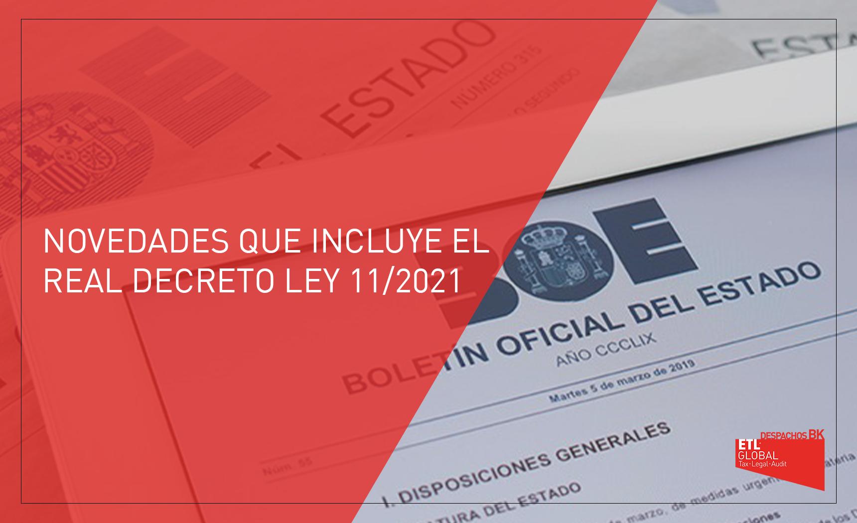 real decreto ley 11/2021