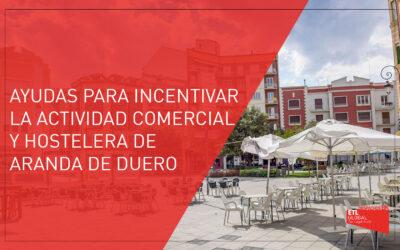ArandaBonos | Ayudas para incentivar la actividad comercial y hostelera