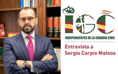 Entrevista a Sergio Carpio: Denuncias por delito de odio contra los usuarios que publicaron comentarios en redes sociales a raíz de la muerte de un agente en Asturias