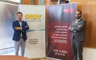 Despachos BK firma un convenio de colaboración con AEPV Burgos